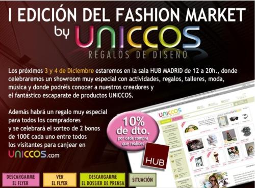 uniccos fashion market