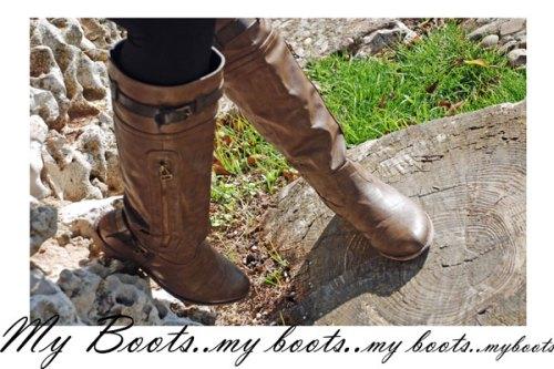 mis botas